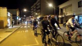 preview picture of video 'Bike Flash mob Olbia'