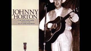 Johnny Horton - One Woman Man (Live)