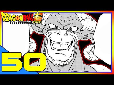 Moro's Motivation Revealed! Dragon Ball Super Manga 50 Review