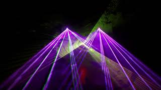 Lasers cutting it