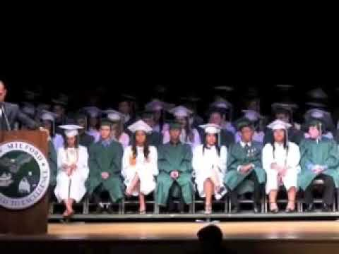 Adam Leitman Bailey Presents Commencement Address to New Milford High School's 2008 Graduating Class testimonial video thumbnail