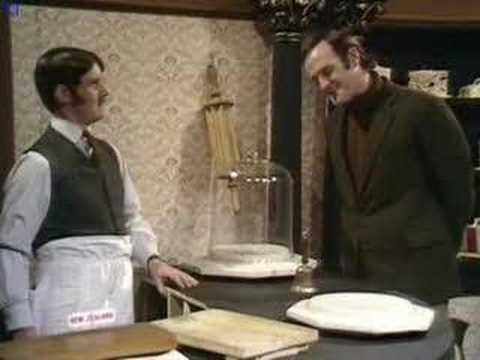 Monty Python- Cheese Shop