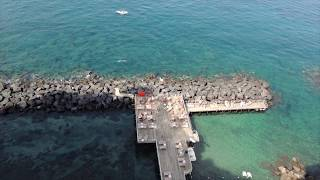 Sorrento 2017: Swimming in the Tyrrhenian Sea