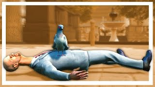 When A Pigeon Becomes The Ultimate Life Form in Pigeon Simulator