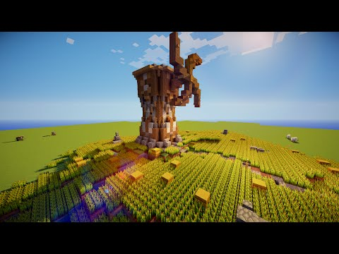 minecraft how to get wheat