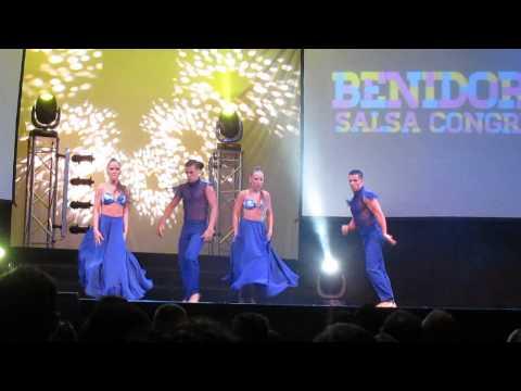 Sabor a fuego  - Benidorm Salsa Congress 2014-07-11