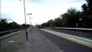 preview picture of video '34067 Tangmere passes through Taplow Station'