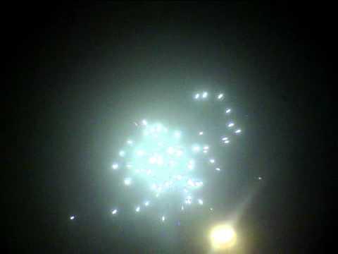 Vuurwerk Gennep 2011 - Deel 2