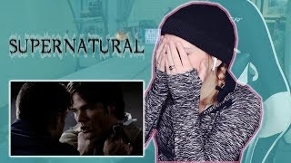 "Supernatural Season 2 Episode 21 ""All Hell Breaks Loose Part 1"" REACTION!"