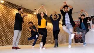 "Tamma Tamma Again   ""Badrinath Ki Dulhania"" choreograph ,dance BY THE DANCE MAFIA"
