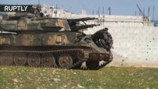 RAW: SAA consolidates ground in northern Hama after heavy clashes