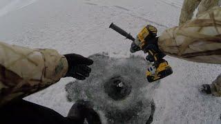 Безопасность на льду при рыбалке
