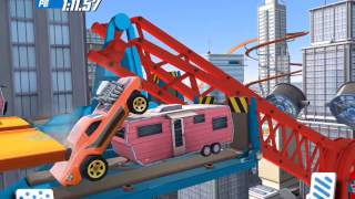 HOT WHEELS RACE OFF Multiplayer Rig Storm / Dragon Blaster / Rodger Doger