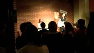Video Orientační smysl (live - Open mic 7.1.2014)