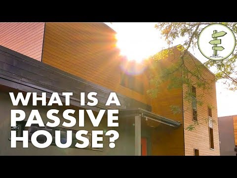 Passive House = 90% Home Energy Reduction!