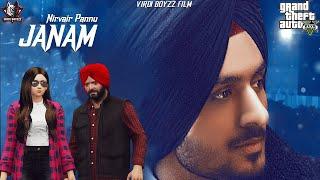 JANAM (Full GTA Video) Nirvair Pannu | Kil Banda|GTA Punjabi Video  | Latest Punjabi Song 2021