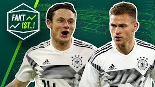 Deutschland vs. Niederlande: Sané & Gnabry top, Ginter & Goretzka flop? Rückblick EM-Qualifikation