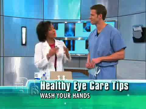 Bausch & Lomb ReNu® Fresh™on The Doctors Show
