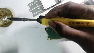 nokia c2 01 light solution