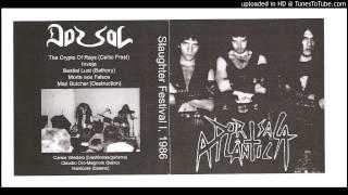 Dorsal Atlântica - Bestial Lust (Bathory cover)