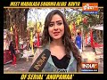 Madalasa Sharma aka Kavya talks about the latest update in Anupamaa - Video