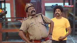 Thakarppan Comedy l A 'Janamythri Police Station'..! l Mazhavil Manorama