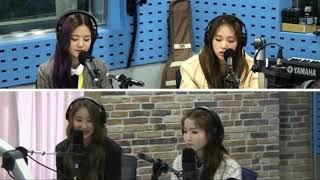 izone chaeyeon and itzy chaeryeong idol room - TH-Clip