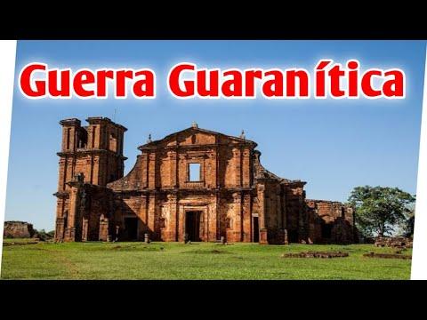 Guerra Guaranítica -  Professor Anderson Ama...