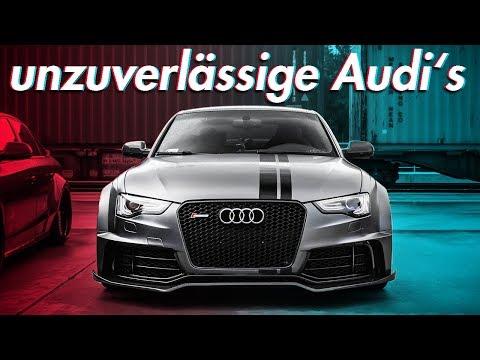 Die unzuverlässigsten Audi Modelle! | RB Engineering