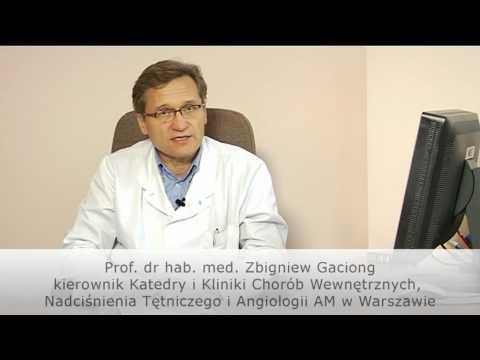 Leki obniżające ciśnienie tętnicze ciśnienie