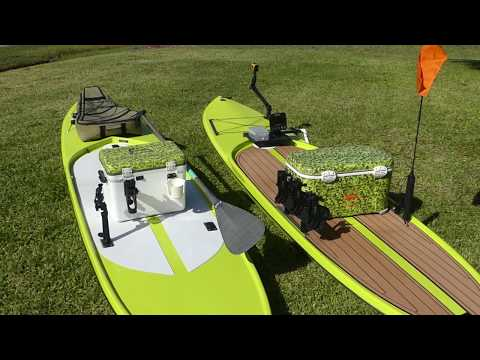 Review Of The 13.6 Dragonfly Paddle Board