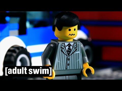 LEGO sousedé