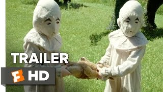 Miss Peregrines Home For Peculiar Children Official Trailer 2 2016  Asa Butterfield Movie HD