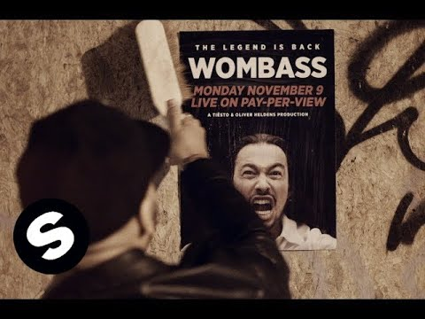 Wombass - DJ Tiesto (Video)