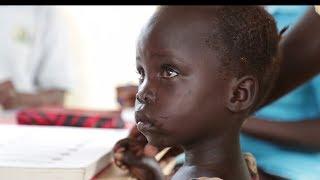 Uganda - host to over one million refugees