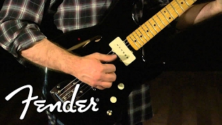 Fender Pawn Shop Offset Special Demo | Fender
