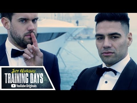 Radamel Falcao's Perfume: Falcao de Toilette | Jack Whitehall: Training Days