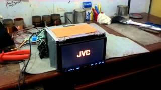 Dvd Jvc Avx 810