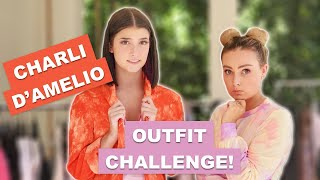 I Picked 4 Outfits for Charli D'Amelio!