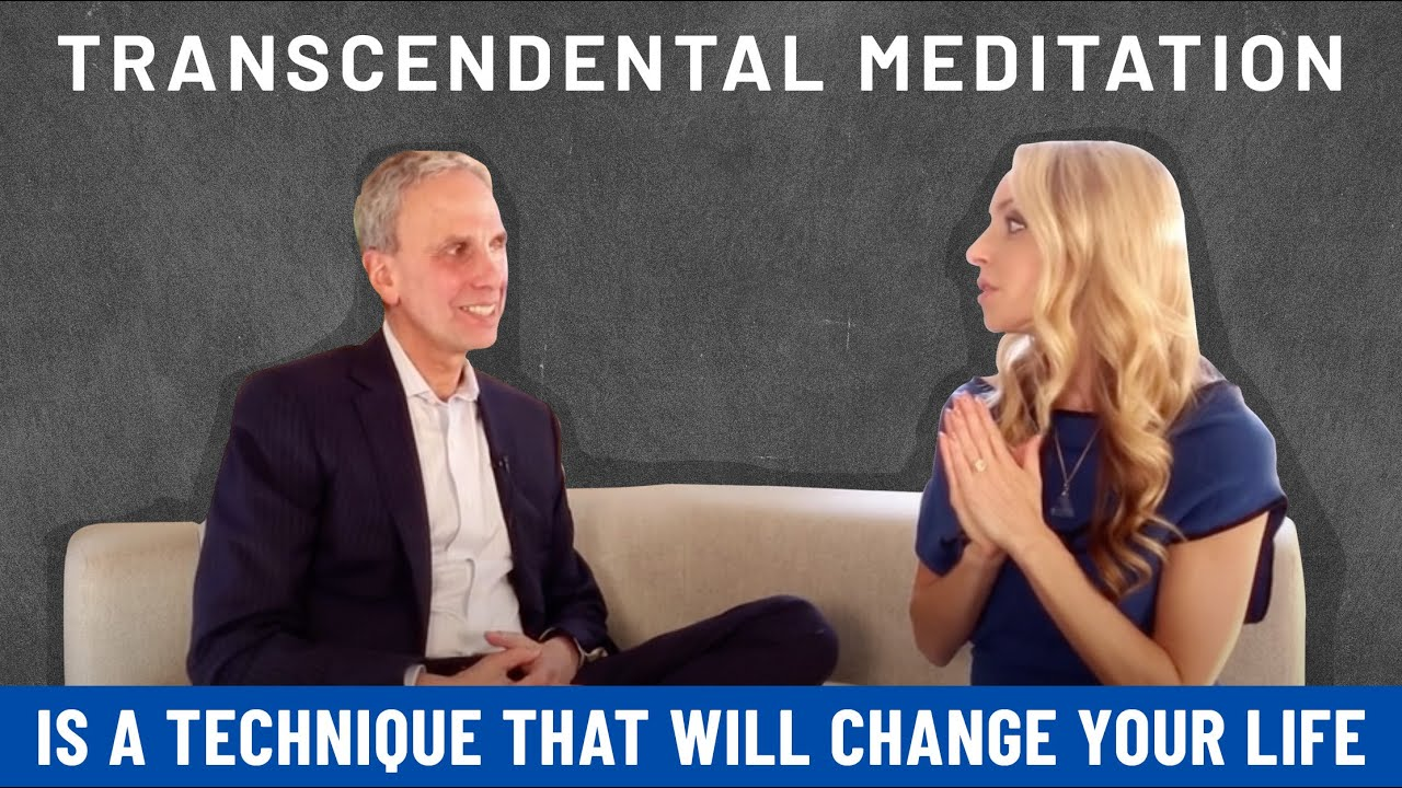 Transcendental Meditation Is a Technique That Will Change Your Life