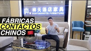 Viaje ejecutivo a China| Fabricas Increibles muebles, sillas, mesas y mas desde China