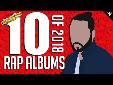 Download Top 10 Underrated Rap Hip Hop Albums Of 2017 Mp4