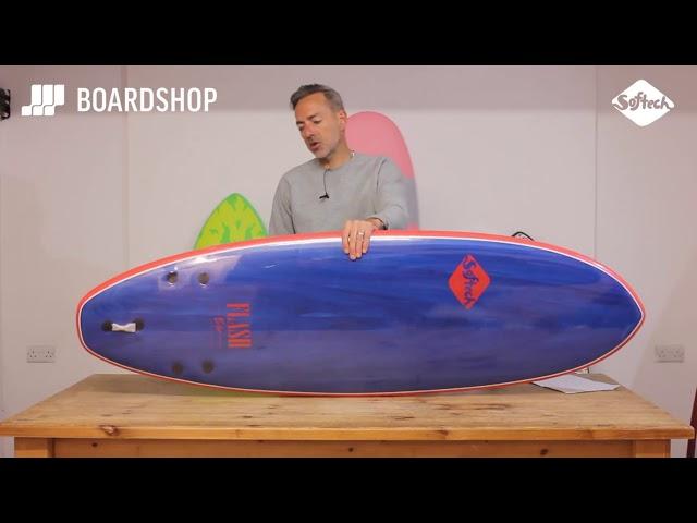 Softech Eric Geiselman Flash Surfboard Review