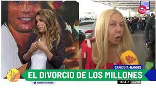 El Fallo Del Divorcio Millonario De Claudio Caniggia Y Mariana Nannis