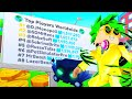 Download Lagu I got NUMBER 1 on the Leaderboard WORLDWIDE in Pet Simulator X! Mp3 Free