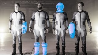 Lazer Team || I'll Make A Man Out Of You || Spoilers!