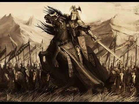 Warhammer Fantasy Lore: Alberic d'Bordeleaux