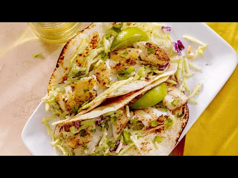 You Won't Believe These Tasty Fish Tacos! – Sheepshead Cooking Recipe