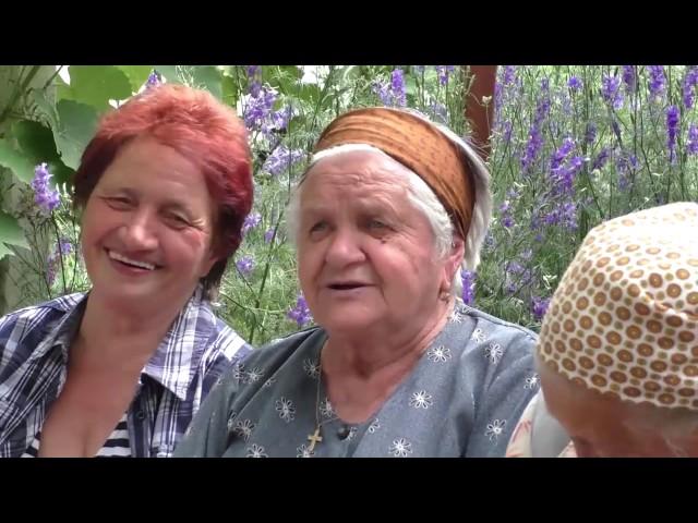 Strigături de nuntă din comuna Moşna