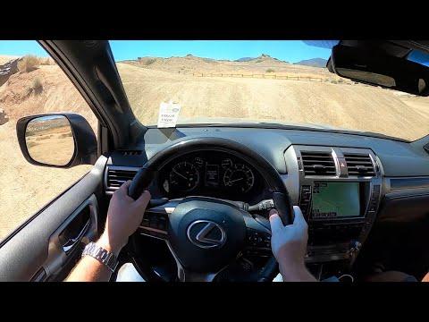 2021 Lexus GX460 - POV Off-Road Test Drive (Binaural Audio)